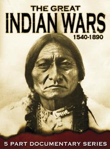Great Indian Wars (3 DVDs)
