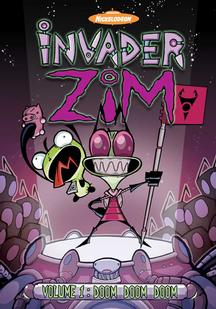 Invader Zim - Vol. 1 - Doom Doom Doom