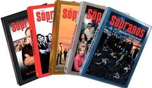 The Sopranos: The Complete Seasons 1-5