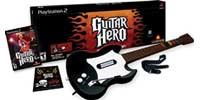 <x1>Guitar Hero with Guitar (PS2)