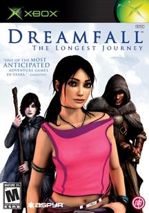 Dreamfall: The Longest Journey (Xbox)