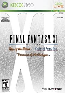 Final Fantasy XI (XB360)