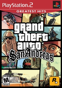 Grand Theft Auto: San Andreas - Special Edition (PS2)