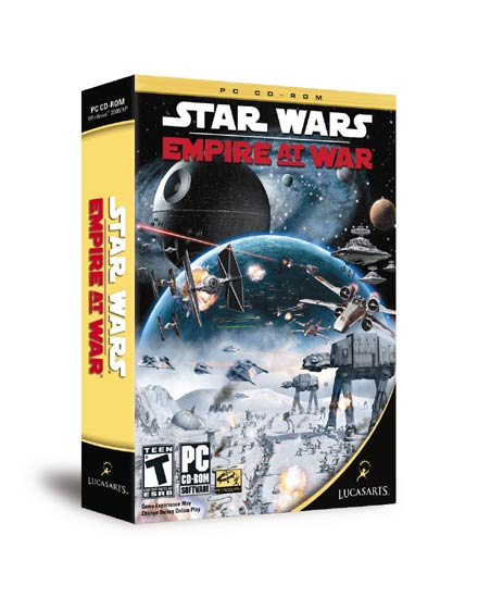 Star Wars - Empire at War (PC)